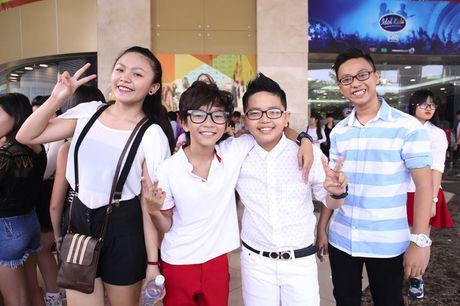 """Vietnam Idol Kids 2016: Thi sinh nhi doi dap voi BGK rat """"chat"""" va dang yeu - Anh 19"""