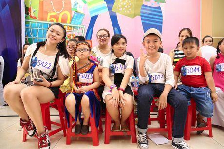 """Vietnam Idol Kids 2016: Thi sinh nhi doi dap voi BGK rat """"chat"""" va dang yeu - Anh 1"""