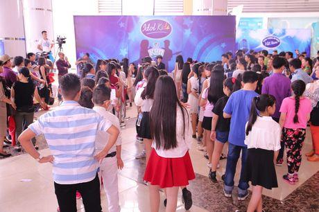 """Vietnam Idol Kids 2016: Thi sinh nhi doi dap voi BGK rat """"chat"""" va dang yeu - Anh 23"""