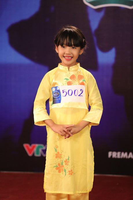"""Vietnam Idol Kids 2016: Thi sinh nhi doi dap voi BGK rat """"chat"""" va dang yeu - Anh 26"""