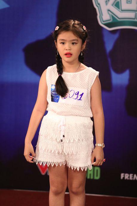 """Vietnam Idol Kids 2016: Thi sinh nhi doi dap voi BGK rat """"chat"""" va dang yeu - Anh 27"""