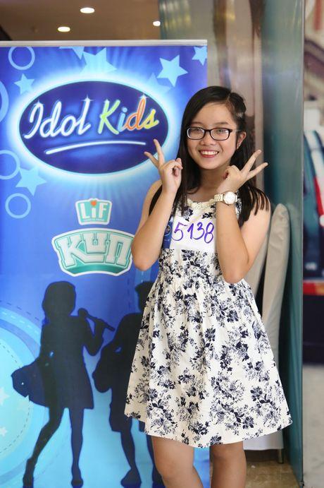 """Vietnam Idol Kids 2016: Thi sinh nhi doi dap voi BGK rat """"chat"""" va dang yeu - Anh 30"""