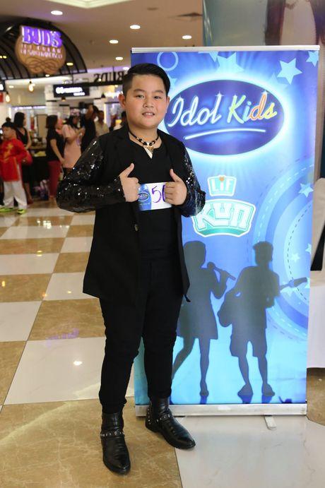 """Vietnam Idol Kids 2016: Thi sinh nhi doi dap voi BGK rat """"chat"""" va dang yeu - Anh 34"""