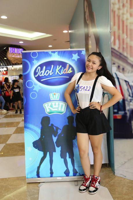 """Vietnam Idol Kids 2016: Thi sinh nhi doi dap voi BGK rat """"chat"""" va dang yeu - Anh 35"""