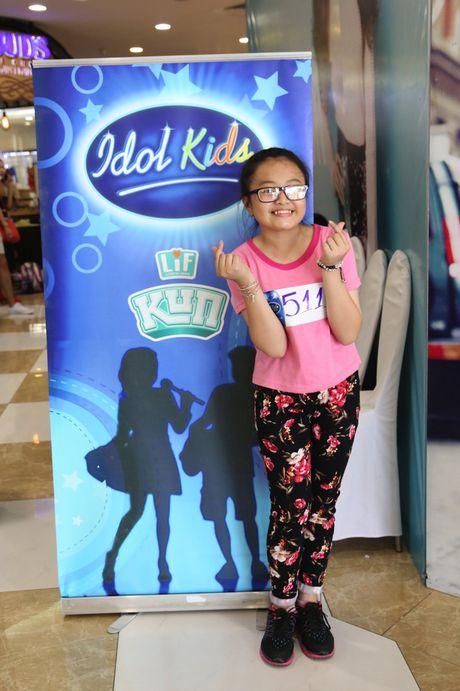 """Vietnam Idol Kids 2016: Thi sinh nhi doi dap voi BGK rat """"chat"""" va dang yeu - Anh 36"""