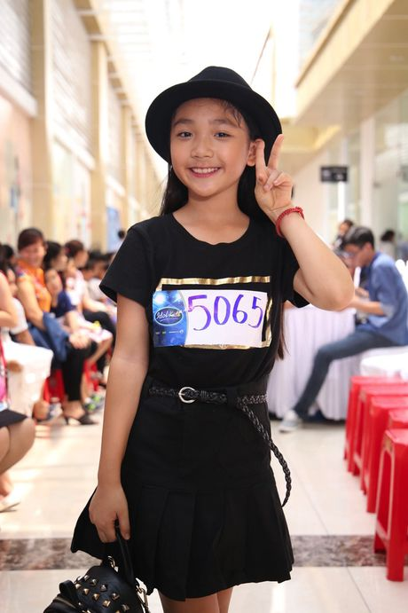 """Vietnam Idol Kids 2016: Thi sinh nhi doi dap voi BGK rat """"chat"""" va dang yeu - Anh 37"""