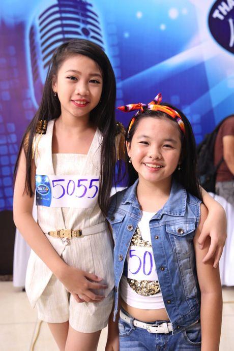 """Vietnam Idol Kids 2016: Thi sinh nhi doi dap voi BGK rat """"chat"""" va dang yeu - Anh 38"""
