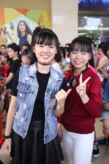 """Vietnam Idol Kids 2016: Thi sinh nhi doi dap voi BGK rat """"chat"""" va dang yeu - Anh 39"""