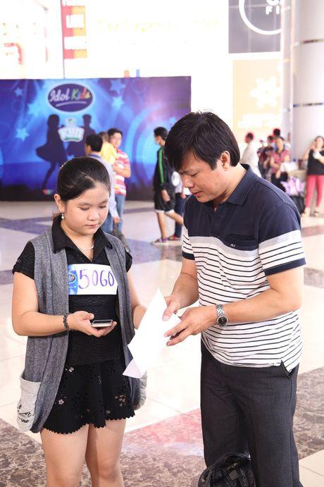 """Vietnam Idol Kids 2016: Thi sinh nhi doi dap voi BGK rat """"chat"""" va dang yeu - Anh 41"""
