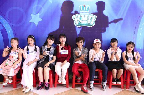 """Vietnam Idol Kids 2016: Thi sinh nhi doi dap voi BGK rat """"chat"""" va dang yeu - Anh 5"""
