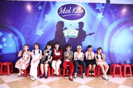 """Vietnam Idol Kids 2016: Thi sinh nhi doi dap voi BGK rat """"chat"""" va dang yeu - Anh 6"""