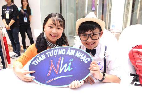 """Vietnam Idol Kids 2016: Thi sinh nhi doi dap voi BGK rat """"chat"""" va dang yeu - Anh 8"""