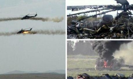 Armenia va Azerbaijan giao tranh ac liet o bien gioi - Anh 1