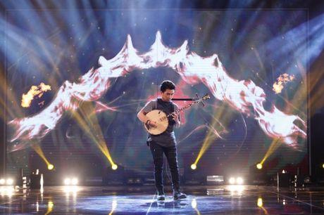 Got Talent: Tran Thanh 'ban loan' vi cau be danh trong Trong Nhan - Anh 2