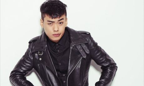 Rapper Han chinh thuc len tieng ve be boi su dung can sa - Anh 1