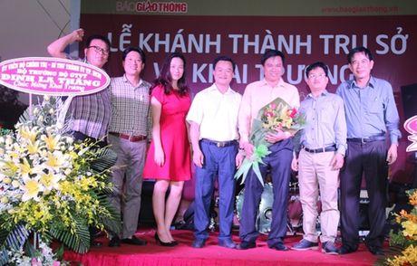 Bao Giao thong khanh thanh VP dai dien tai DBSCL - Anh 1