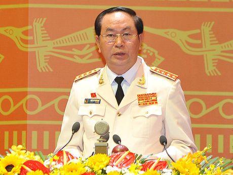 Ong Tran Dai Quang duoc bau lam Chu tich nuoc thay ong Truong Tan Sang - Anh 1