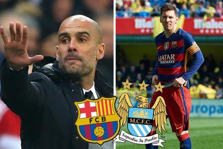 Messi ve Man City nhan 'mua tien' - Anh 1