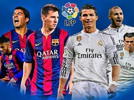 Sieu kinh dien Barcelona - Real Madrid: Dai chien tren san Nou Camp - Anh 1