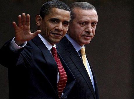 Nguyen nhan thuc khien ong Obama khong gap Erdogan - Anh 1