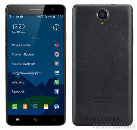 Ro ri Nokia A1 chay Android: nha vua sap tro lai? - Anh 1