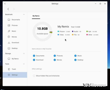 Trai nhiem Remix Mini, PC chay Android - Anh 19