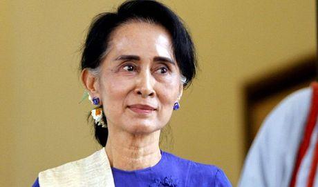 Myanmar: Ba San Suu Kyi co the giu vi tri ngang Thu tuong - Anh 1
