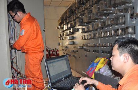 Cai tao, nang cong suat Tram bien ap 110 kV Thach Linh - Anh 4