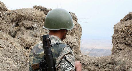 Armenia va Azerbaijan giao tranh ac liet - Anh 1