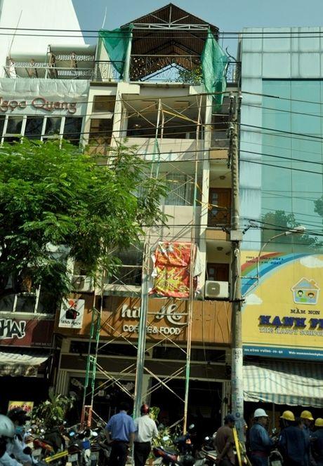 Bi dien cao the 110kv phong, nam cong nhan nguy kich - Anh 2