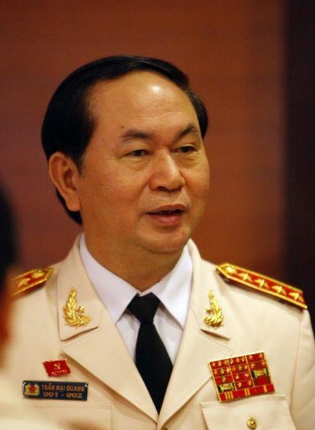 Tu tuong linh den Chu tich nuoc - Anh 1