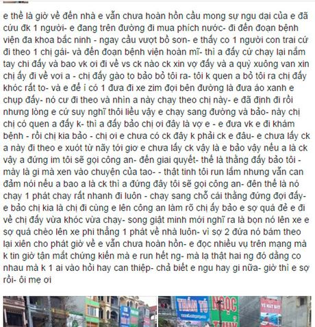 'Nga ngua' voi ly do nam tho ho xung 'chong' va bam theo co gai 'la' - Anh 1