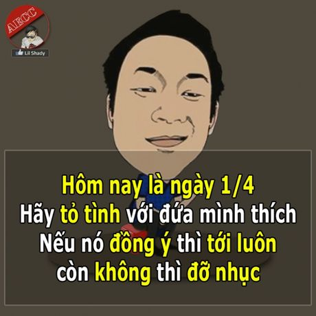Cuoi nghieng nga voi loat anh che ngay Ca thang tu - Anh 2