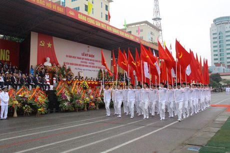 Truong DH Hang Hai Viet Nam don nhan danh hieu Anh hung luc luong vu trang nhan dan - Anh 8