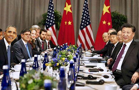 Obama khong noi nhieu ve bien Dong - Anh 1