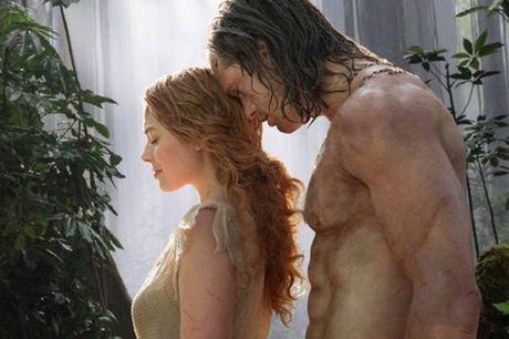 My nhan 'Tarzan' khien ban dien bi thuong khi quay canh nong - Anh 1
