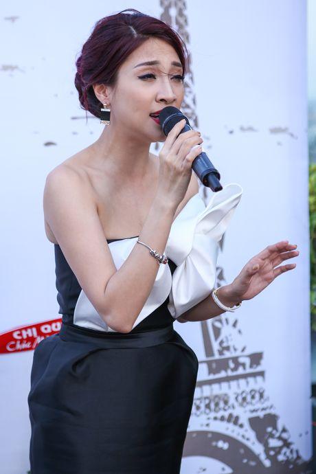 Pha Le danh album nhac Phap tri an nhac si Luong Minh - Anh 1