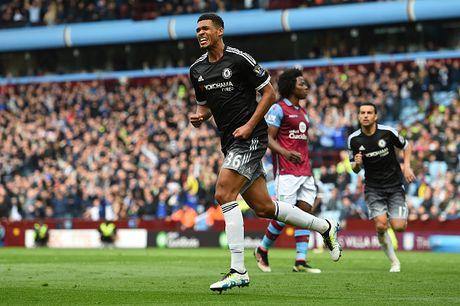 Aston Villa 0-3 Chelsea (H2): Pato va Pedro ghi ban - Anh 1