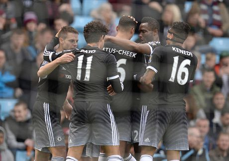 Aston Villa 0-3 Chelsea (H2): Pato va Pedro ghi ban - Anh 2