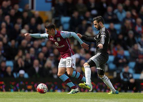 Aston Villa 0-3 Chelsea (H2): Pato va Pedro ghi ban - Anh 3