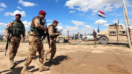 IS lien tiep bai tran o Iraq - Anh 1