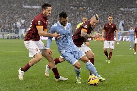 GOC ANH NGOC: Derby thu do trong nhung trai tim Lazio - Anh 1