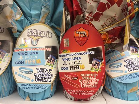 GOC ANH NGOC: Derby thu do trong nhung trai tim Lazio - Anh 3