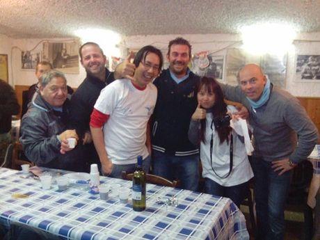 GOC ANH NGOC: Derby thu do trong nhung trai tim Lazio - Anh 8