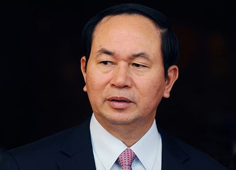 """Toi ky vong Chu tich nuoc Tran Dai Quang se tao dau an"" - Anh 1"