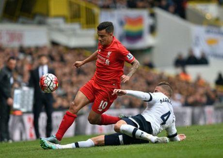 TRUC TIEP Liverpool 0-0 Tottenham: Nga re tu than - Anh 1