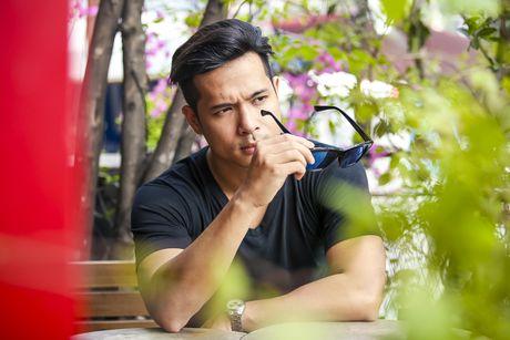 Truong The Vinh va ban gai co truong tung suyt chia tay - Anh 3