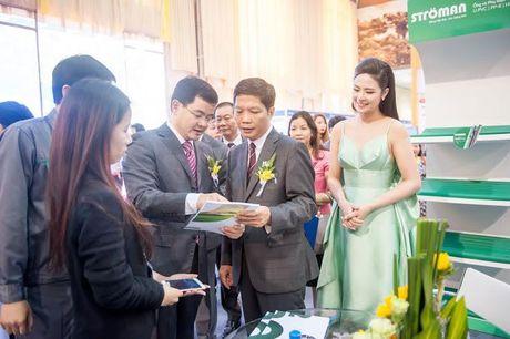 Bo truong Bo Cong thuong thamgian hang Stroman tai VietNam Expo 2016 - Anh 1