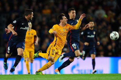 Barcelona chinh thuc tro thanh cuu vuong Champions League - Anh 1
