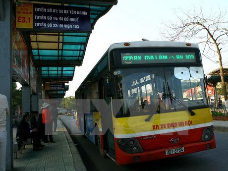 Sap mo tuyen xe buyt chat luong cao Ga Ha Noi-san bay Noi Bai - Anh 1